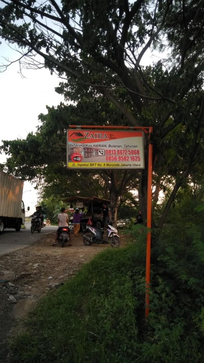 Rumah Kontrakan Marunda Jakarta Utara