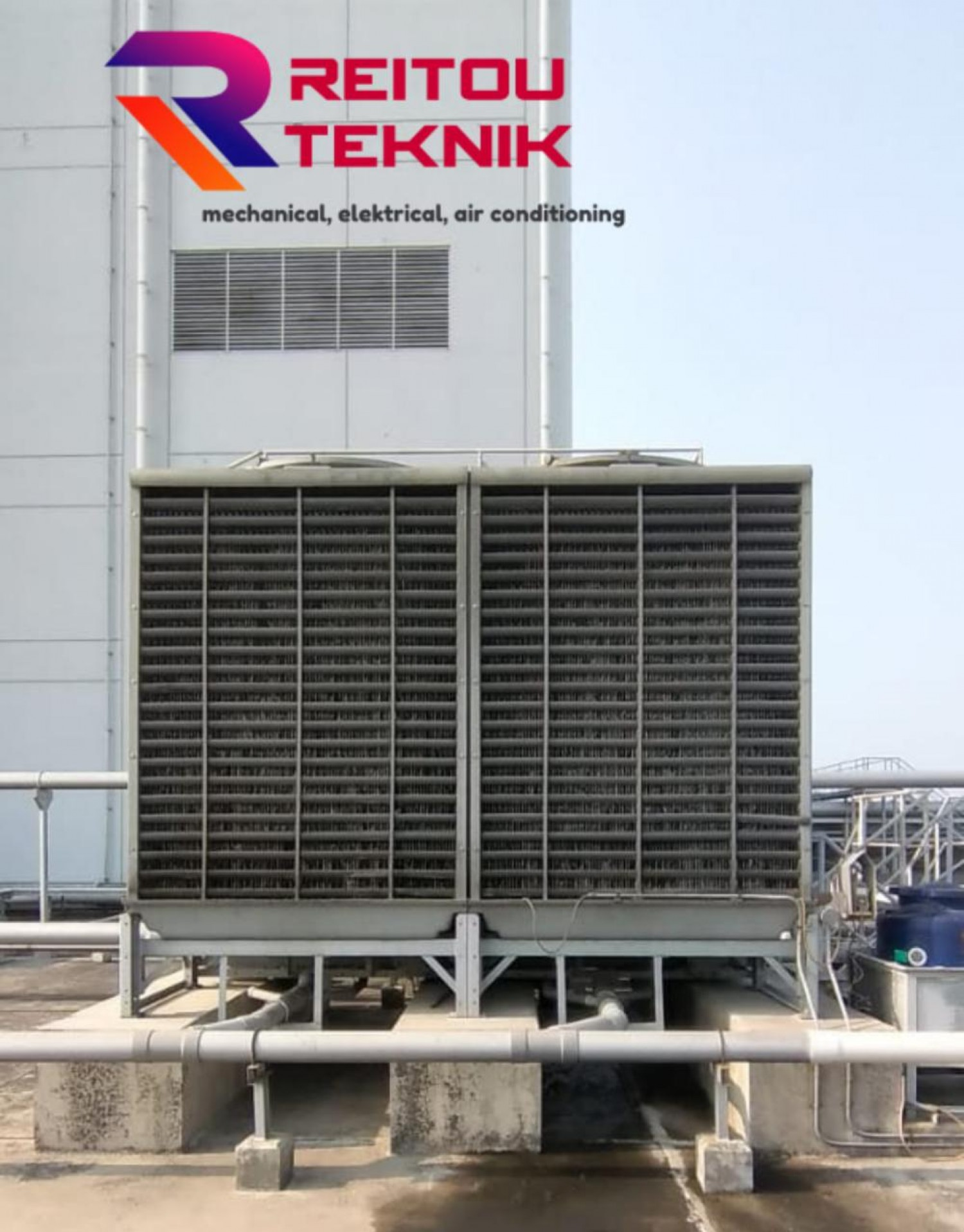 SERVICE REPAIR CHILLER KARAWANG