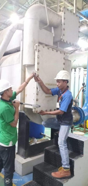 SERVICE COOLING TOWER