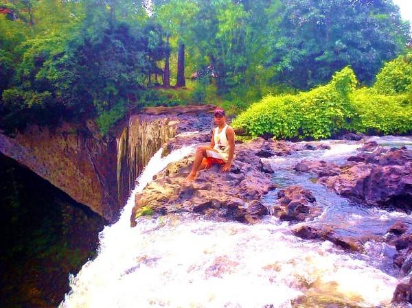 Air Terjun Mananggar Ngabang