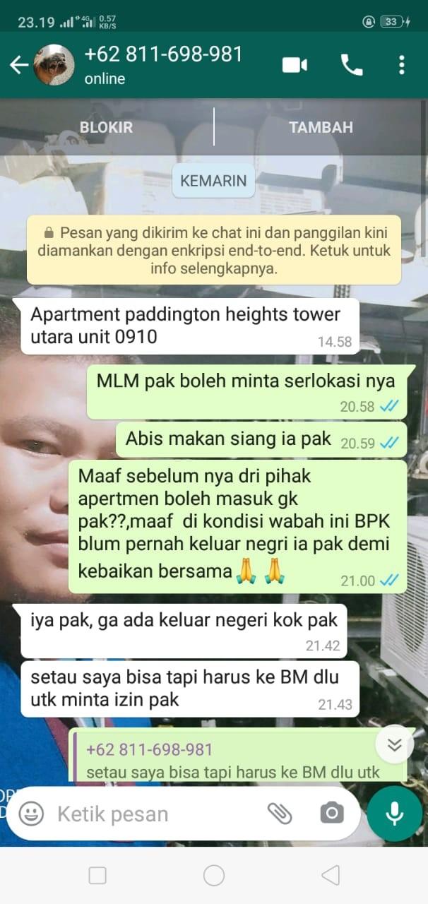 Service AC Tangerang Bergaransi ANGEL JAYA TEHNIK