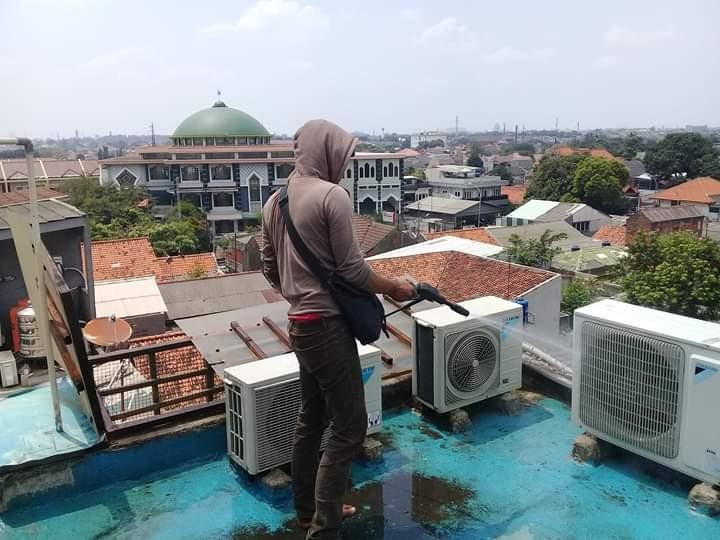 Service Ac Metro Lampung ARTOMORO JAYA TEKNIK