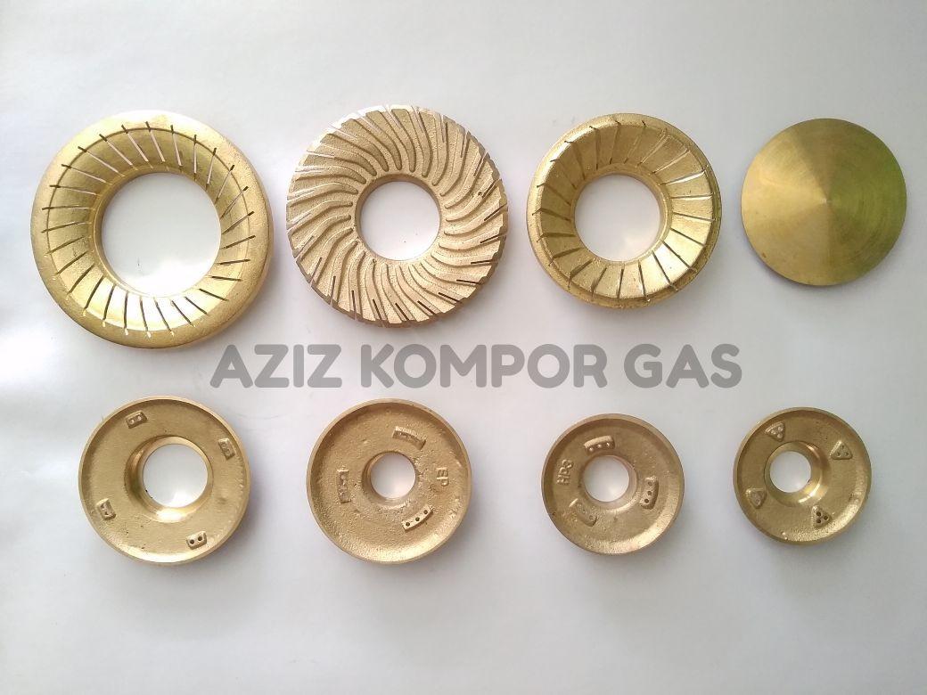 AZIZ KOMPOR GAS