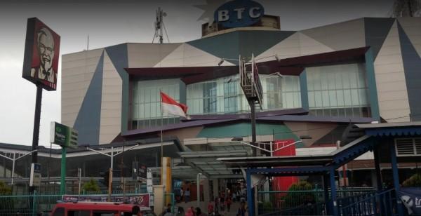 bekasi trade center( btc kota bkk jawa barat