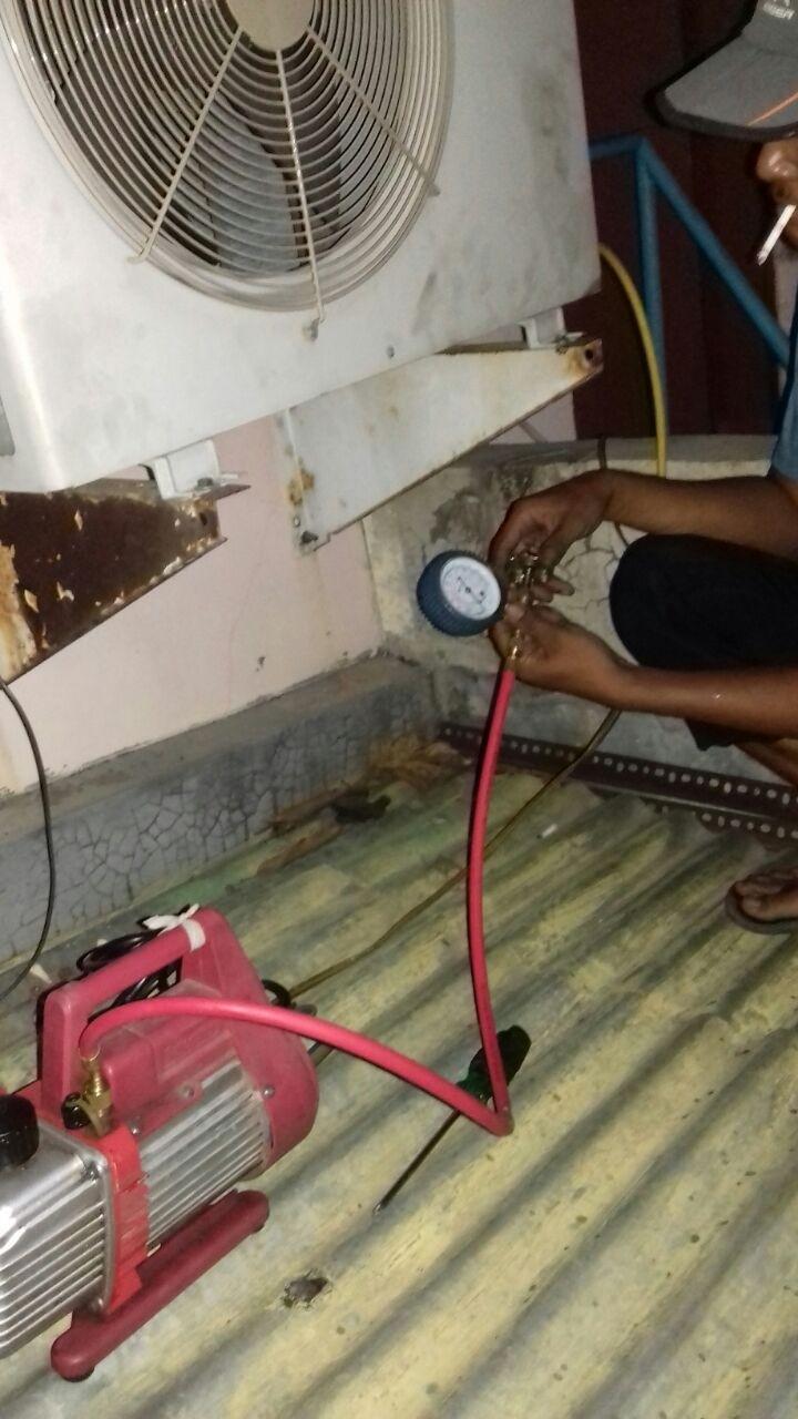 Service AC Semarang CAHAYA TEKNIK