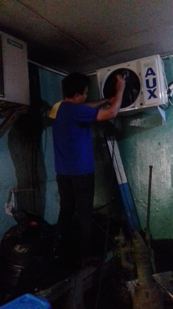 SERVICE AC JAKARTA PUSAT COLD ROOM SERVICE