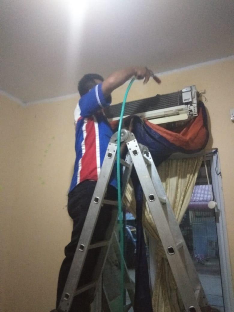 Service AC Batam CV MANALU TARULI BATAM