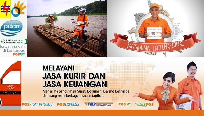 Daftar Agen Pos Ppob Pospay Di Kota Bekasi