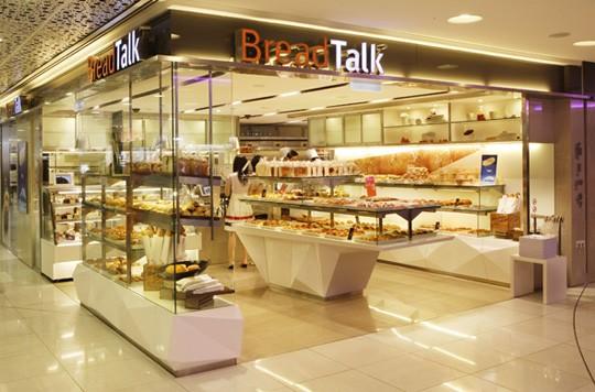 Vivocity Cake Shop