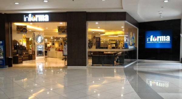 Informa Adalah Perusahaan Ritel Furnishings Terbesar Dan Terlengkap Di Indonesia
