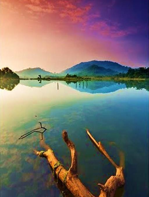 Danau Sebedang Sambas
