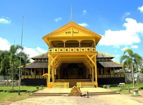 Istana Kadriah Kesultanan Pontianak