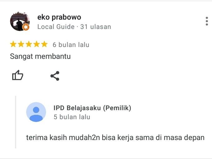 JASA MARKETING PROMOSI ONLINE | IPD BELAJASAKU