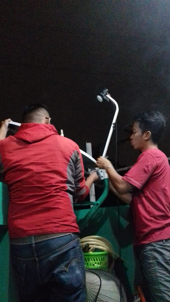 Jasa Pasang Parabola Bekasi BERKAH TEHNIK