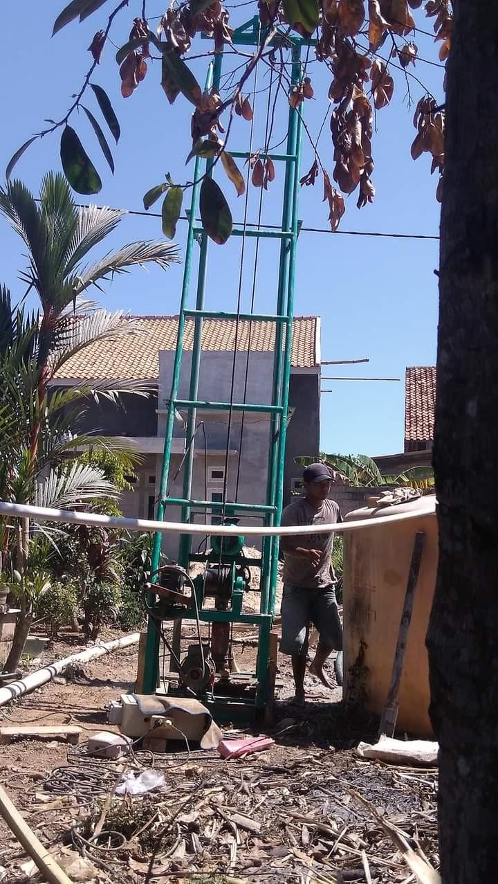 Jasa Pengeboran Sumur Di Lampung Tengah CV Tomo Tehnik Mandiri