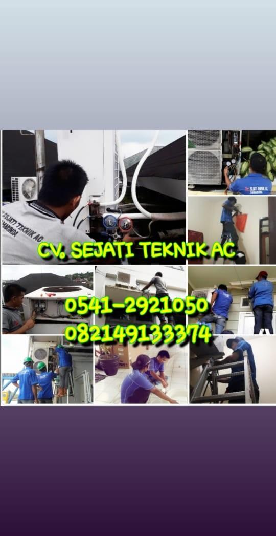 Jasa Service Ac Di Samarinda Cv Sejati Teknik Ac