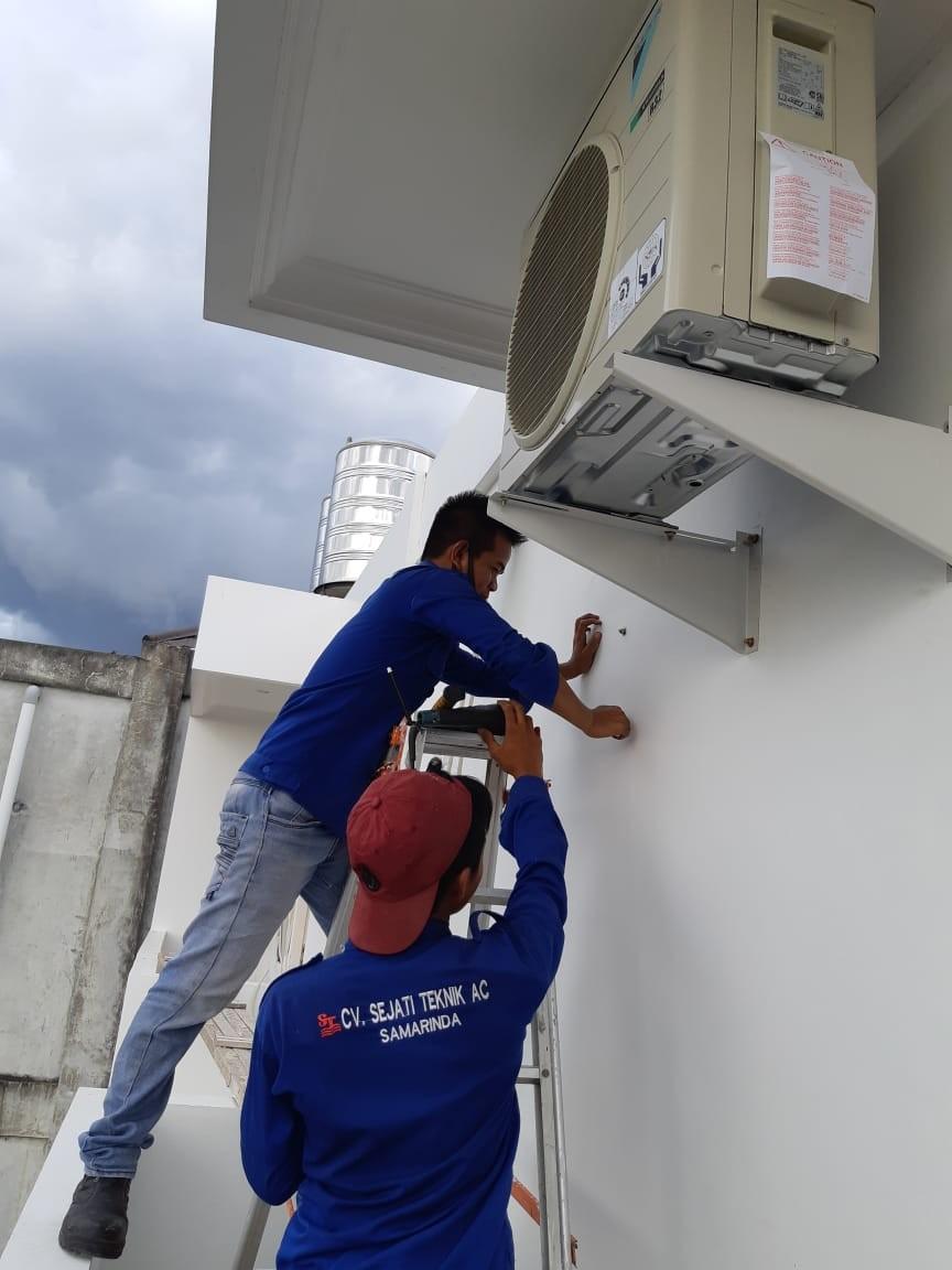 Jasa Service Ac Daerah Samarinda Cv Sejati Teknik Ac