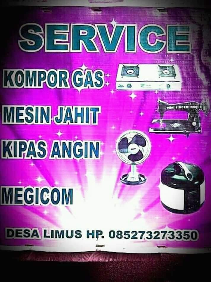 Service Alat Rumah Tangga JUN AIDI SERVICE