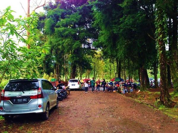 Kampung Cai Ranca Upas Bandung