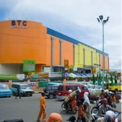 Banto Trade Centre Bukittinggi