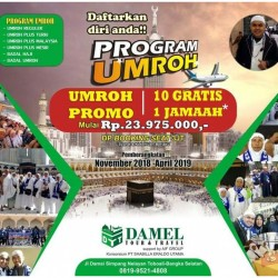 DAMEL TOUR DAN TRAVEL