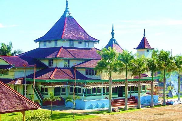 Masjid Sultan Muhammad Syafiudin II Sambas