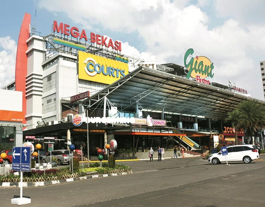 Profil Mega Bekasi Hypermall