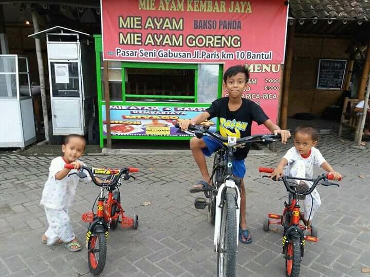 Mie Ayam Kembar Jaya Bantul Yogyakarta