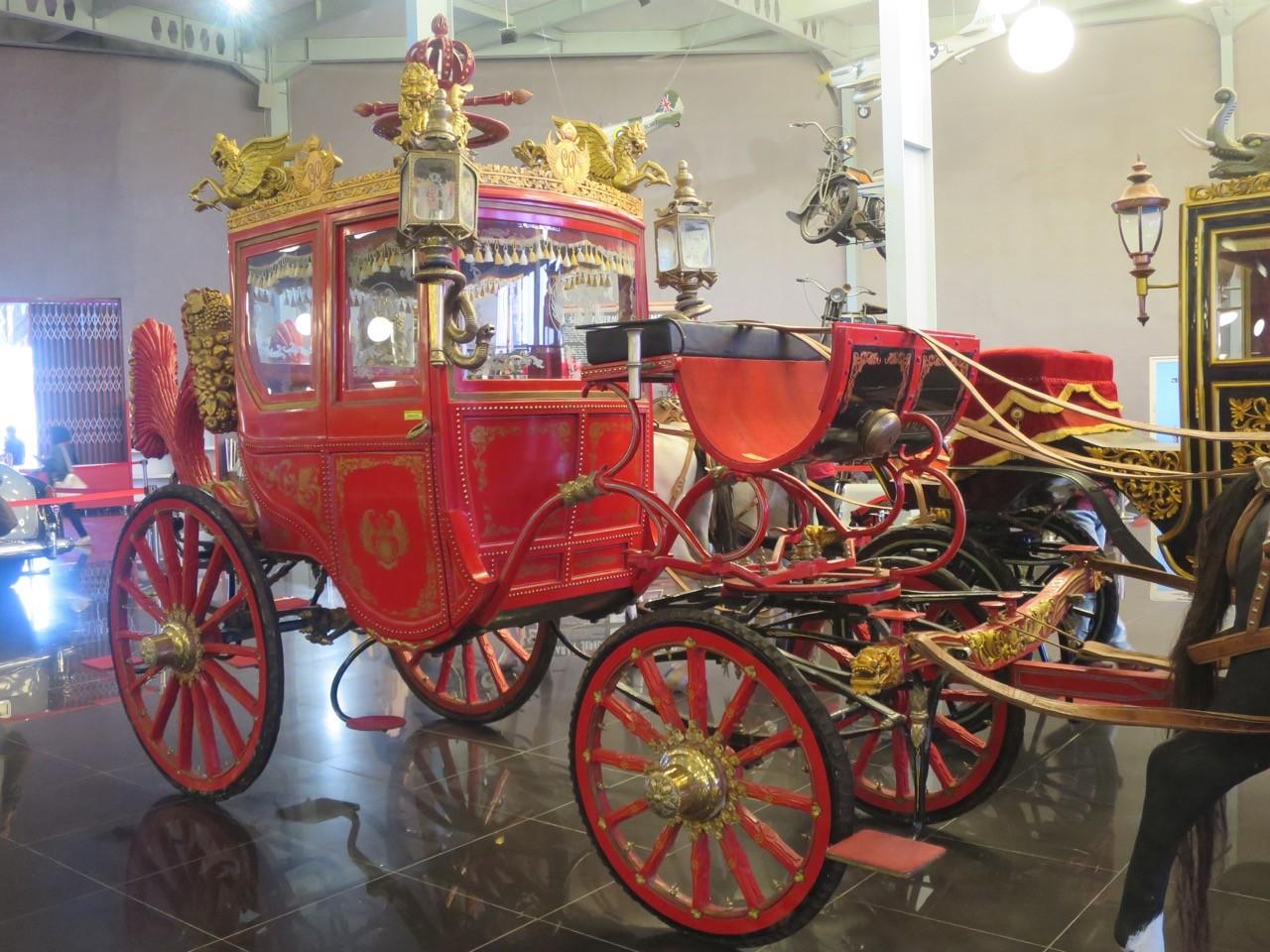 Museum Angkut Kota Batu Malang
