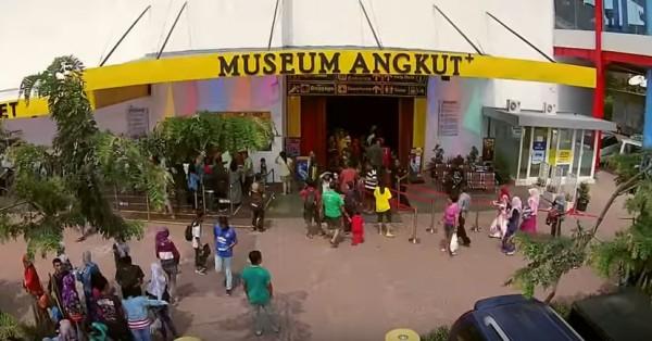 Profil Museum Angkut Kota Batu Malang