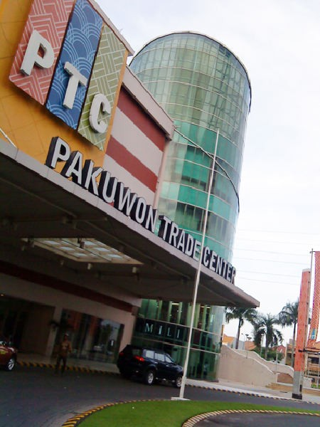 Pakuwon Trade Center