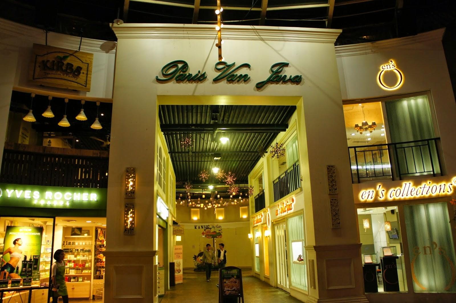 Paris Van Java Mall di Bandung