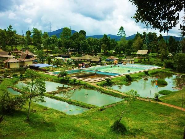 Pemandian Air Panas Cibolang Bandung