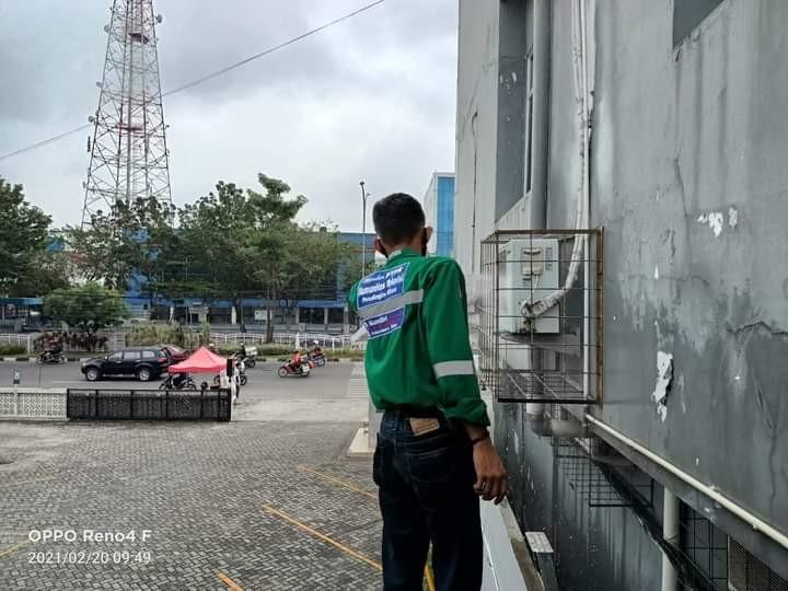 PENJUALAN PEMASANGAN PERBAIKAN PERAWATAN AC PEKANBARU MANDIRI SERVICE AIRCONDITIONER