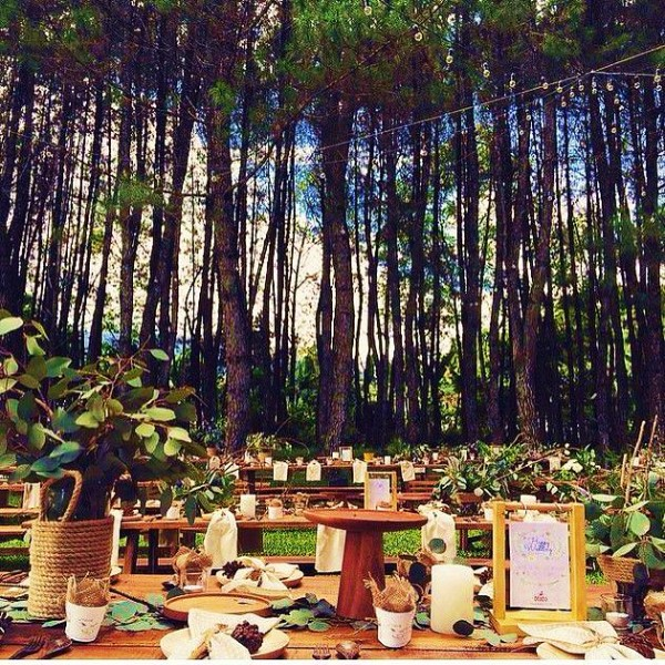 Profil Pine Forest Camp Lembang Bandung