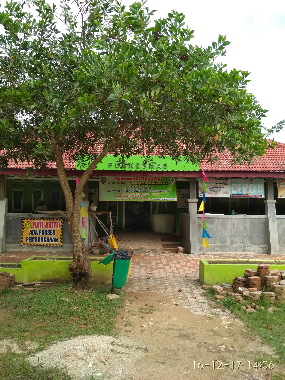 Puskesmas Toboali Bangka Selatan