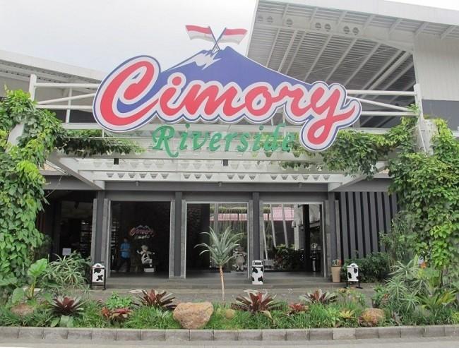 Apa Saja Yang Ada Di Cimory Riverside Bogor
