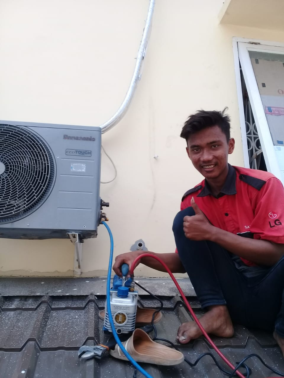 Service AC Medan SAHABAT TEKNIK