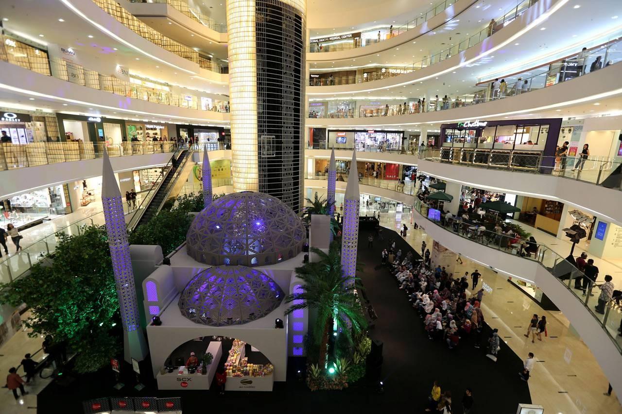 Profil Senayan City Mall