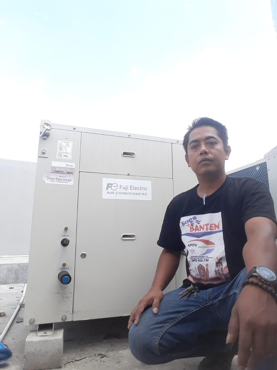 Service AC & Ducting System Samarinda CENTRAL PENDINGIN