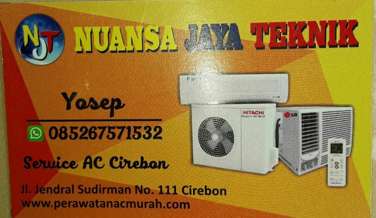 Service AC Cirebon NUANSA JAYA TEKNIK