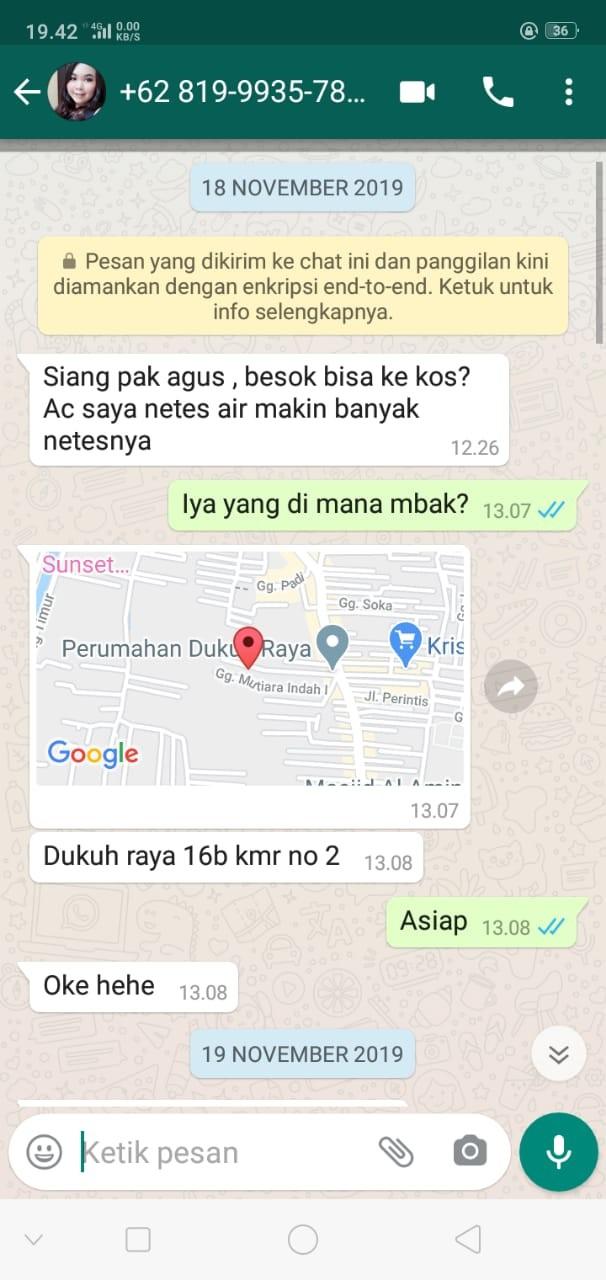 Service AC Denpasar | BERKAH AUTO TEKNIK