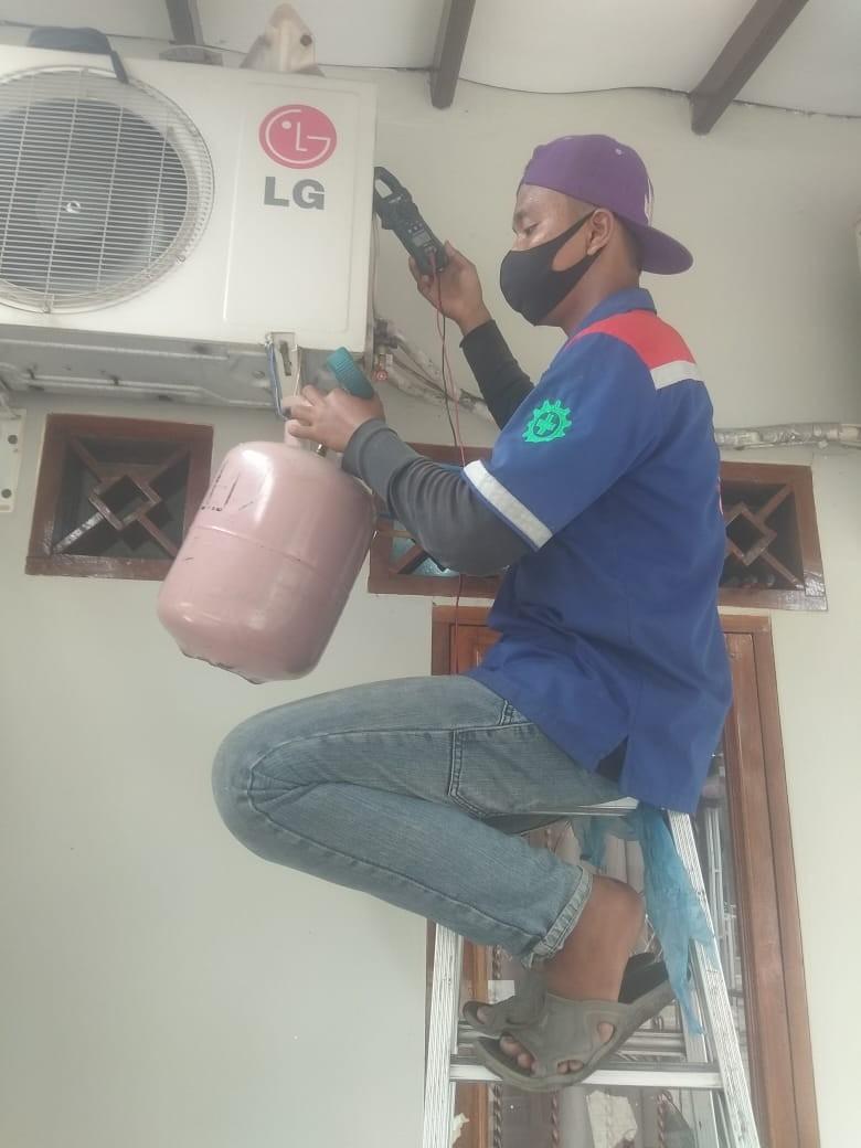 Service Ac Di Medan Tembung Sahabat Teknik