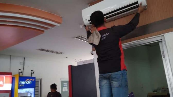 Service Ac Jakarta Pusat MAHESA JAYA TEHNIK