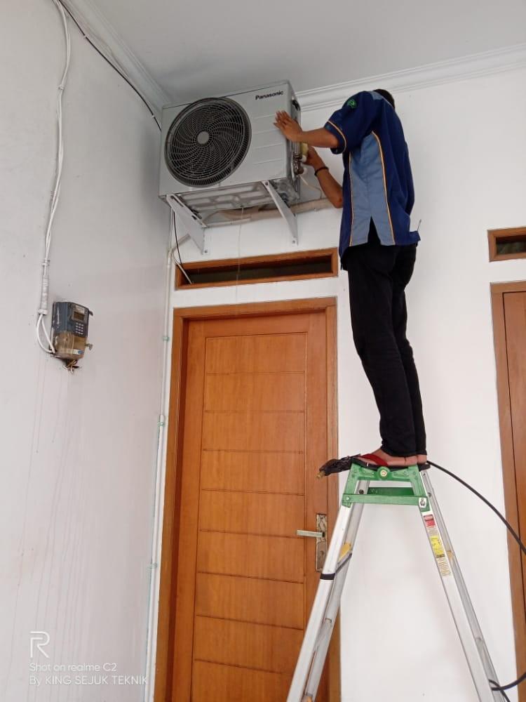 Service AC Jakarta Selatan KING SEJUK TEKNIK