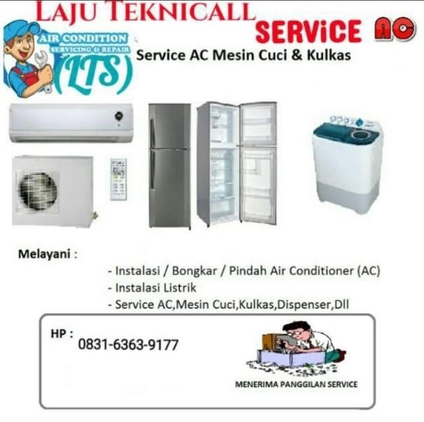 Service AC Jakarta Timur LAJU TEKHNIKCALL SERVICE