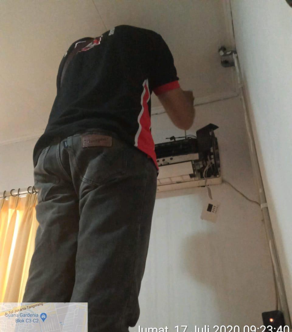 Service AC Jatiasih Bekasi SINAR MAS SERVICE