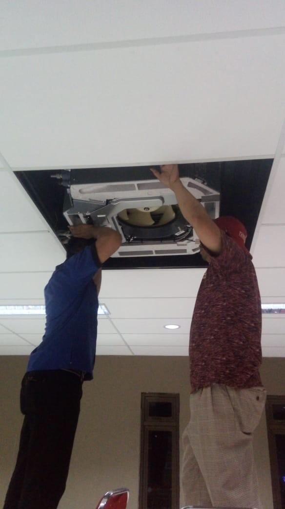 Service AC Kebumen SANJAYA TEKNIK GROUP