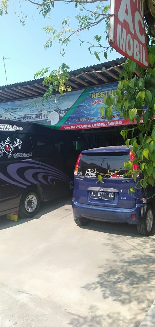 Service AC Mobil Banyumas   Purbalingga RESTU AC MOBIL