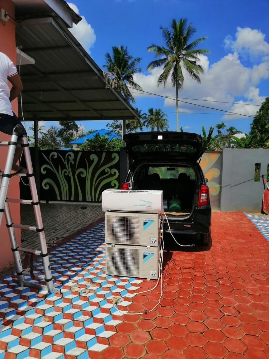 Service AC Samarinda BARYTO ACE